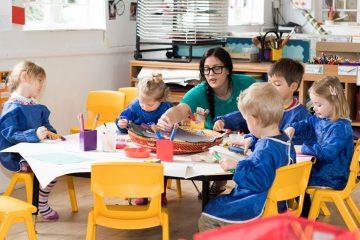Πρόγραμμα παρέμβασης σε παιδικούς σταθμούς
